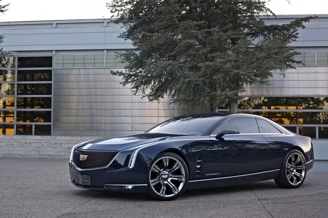 2013 Cadillac Elmiraj Concept Front Left Side View1 660x438