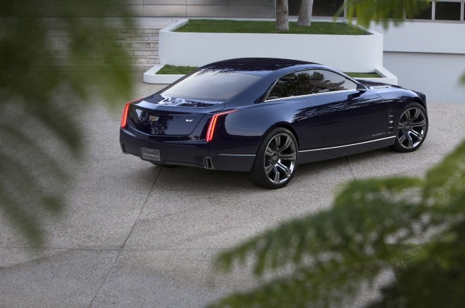 2013 Cadillac Elmiraj Rear Three Quarter1 660x438