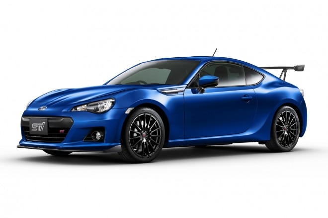 2013 Subaru Brz Ts Front Three Quarters1 660x438