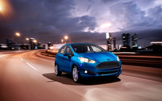 2014 Ford Fiesta Front End1 660x413