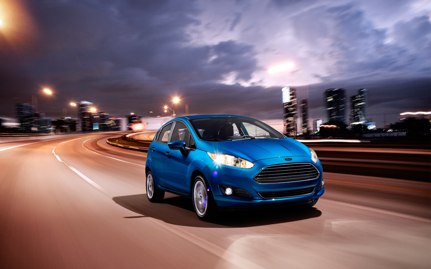 2014 Ford Fiesta Front End1
