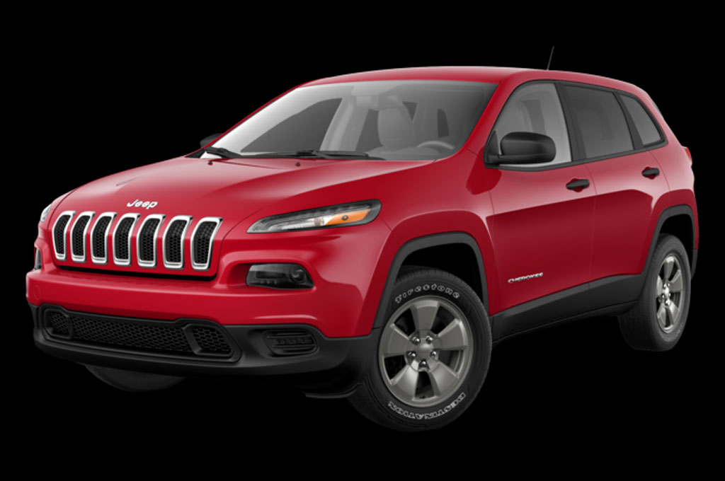 2014 Jeep Cherokee Configurator Sport In Red1