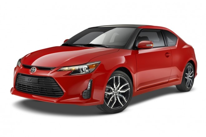 2014 Scion TC Front Three Quarter1 660x438
