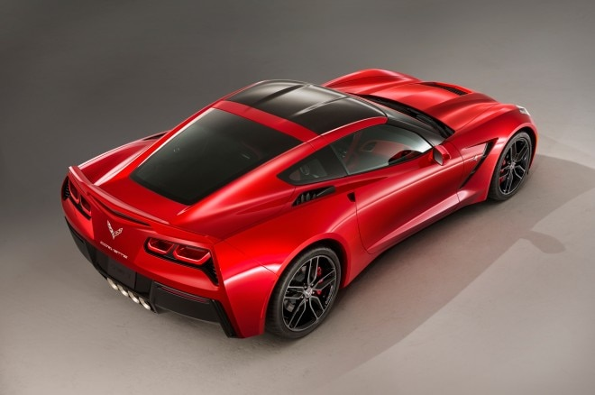 2014 Chevrolet Corvette Stingray Rear Angle1 660x438