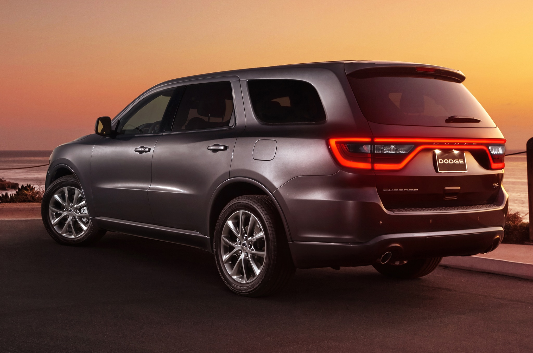 2014 Dodge Durango Rear 21