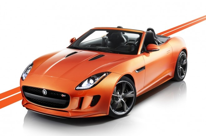 2014 Jaguar F Type Front Three Quarters1 660x438