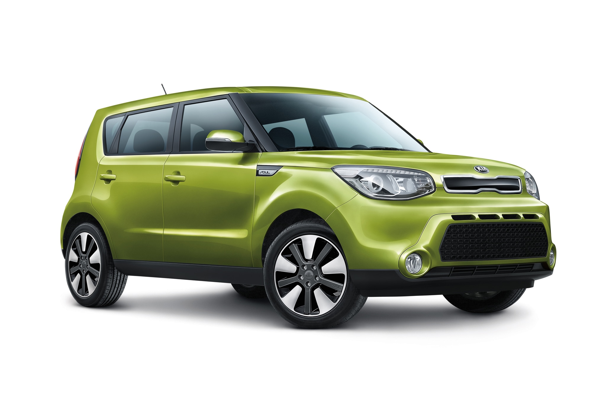 Kia Soul Revealed For Europe