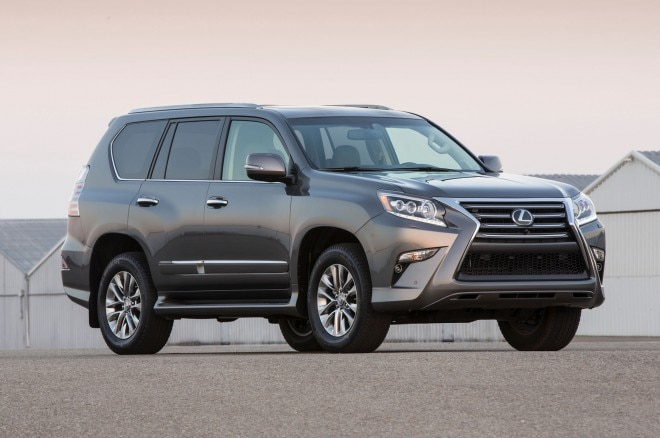 2014 Lexus Gx460 Front Three Quarters1 660x438