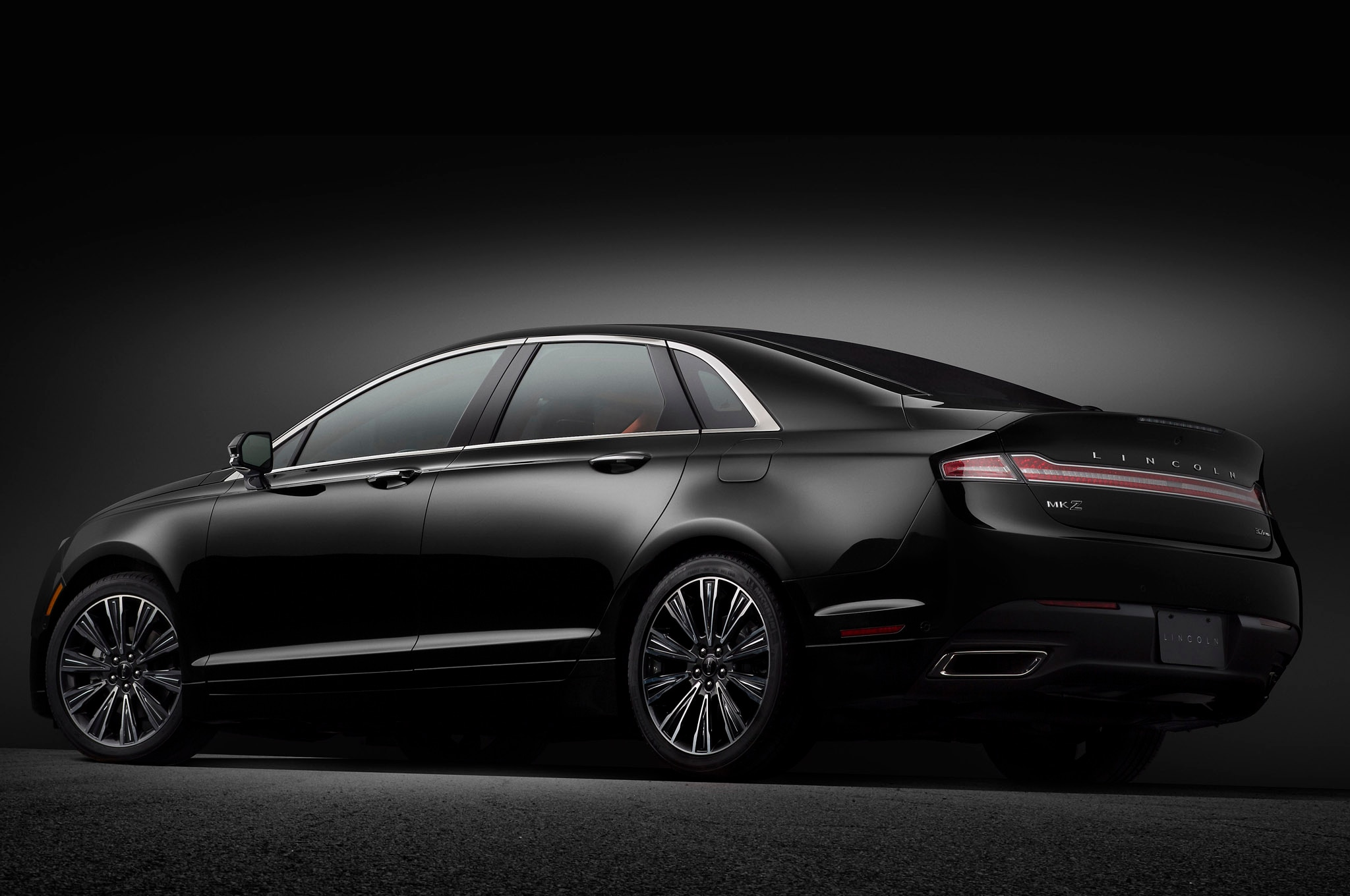 2014 Lincoln Mkz Black Label Center Stage Rear Three Quarters1