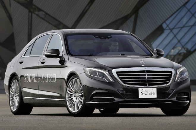 2014 Mercedes S500 Plugin Front Three Quarters1 660x438