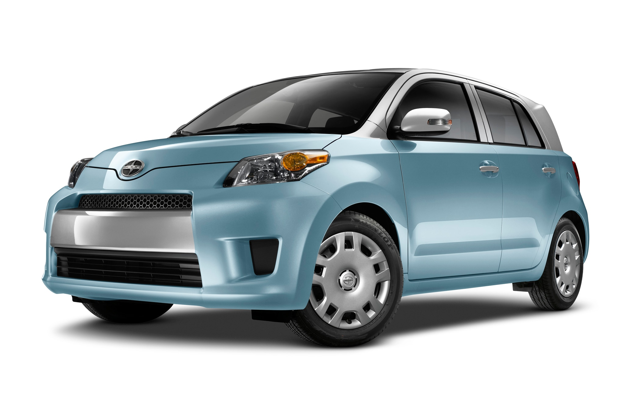 2014 Scion Xd Blue Silver Two Tone1