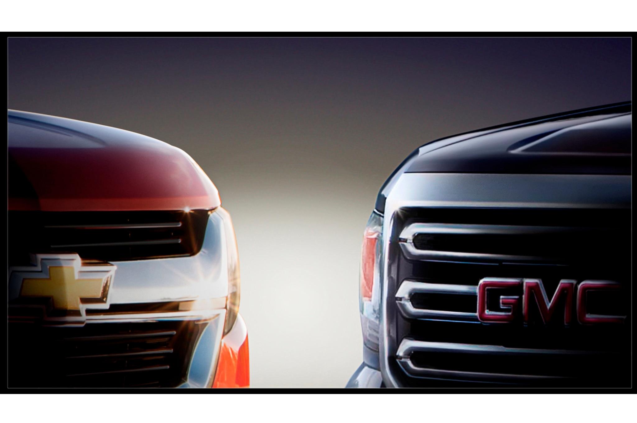 2015 Chevrolet Colorado Teaser1