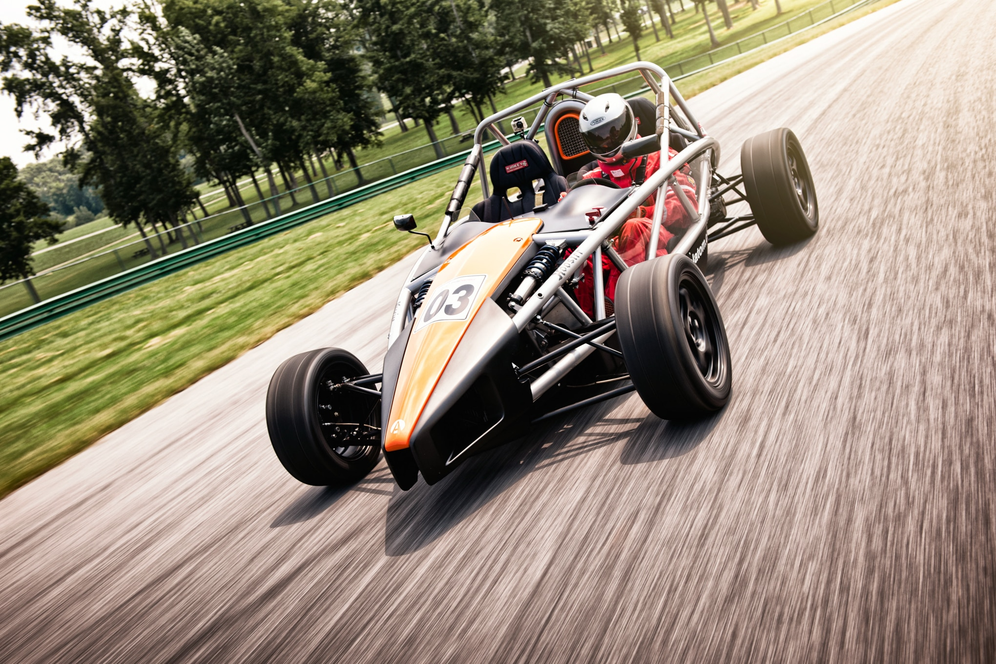Ariel Atom Front Three Quarter 21