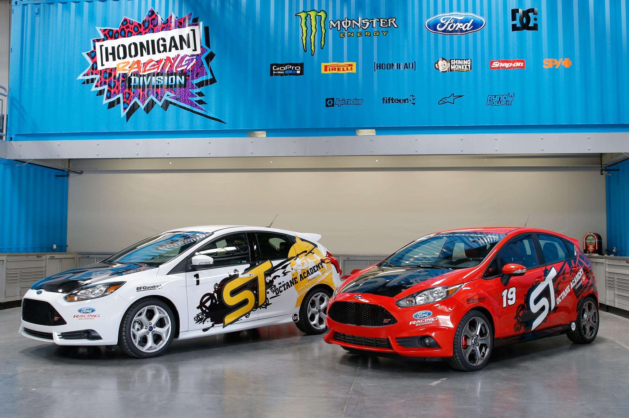 Ford ST Academy Cars 11