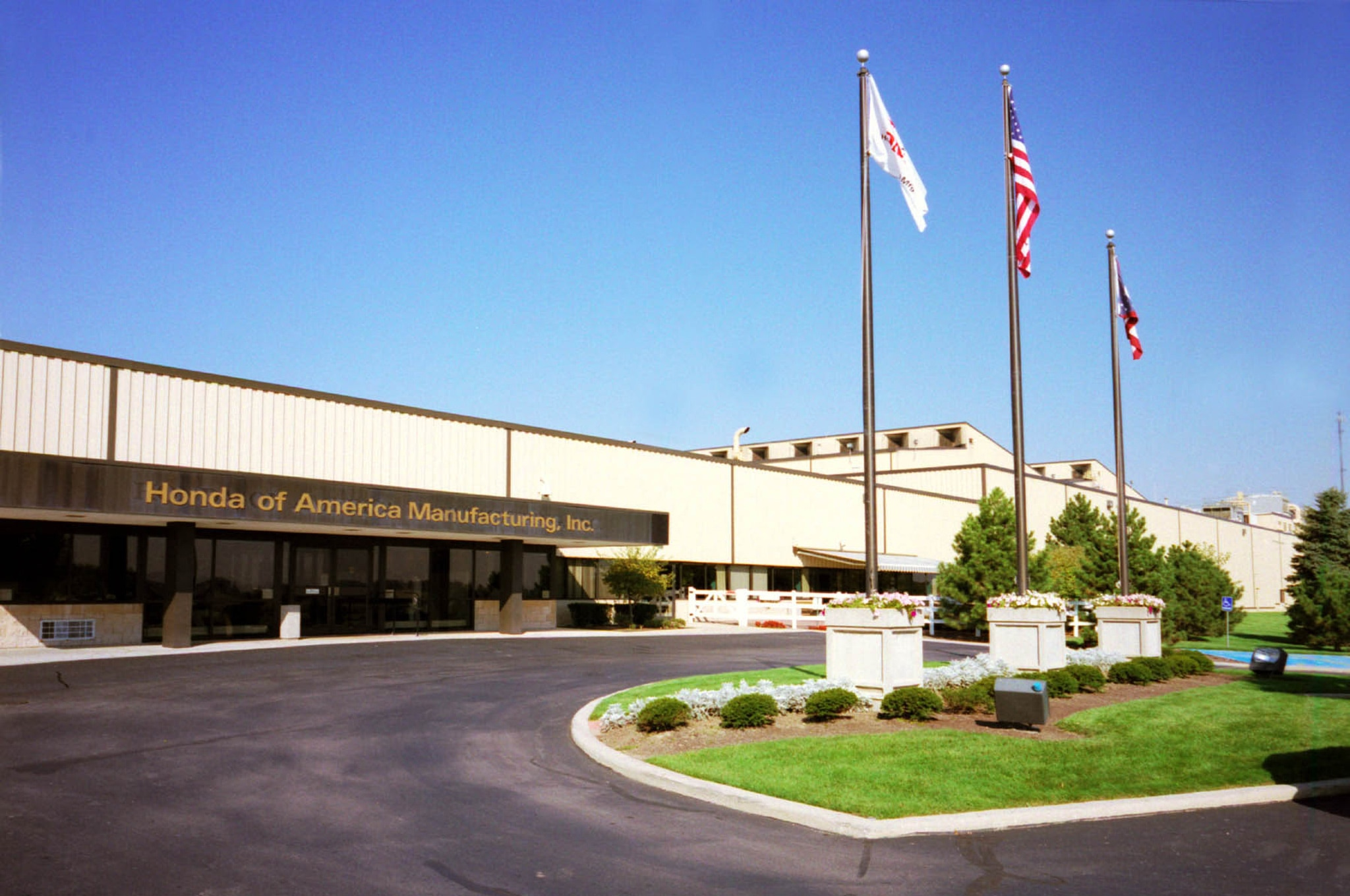Honda Anna Engine Plant1