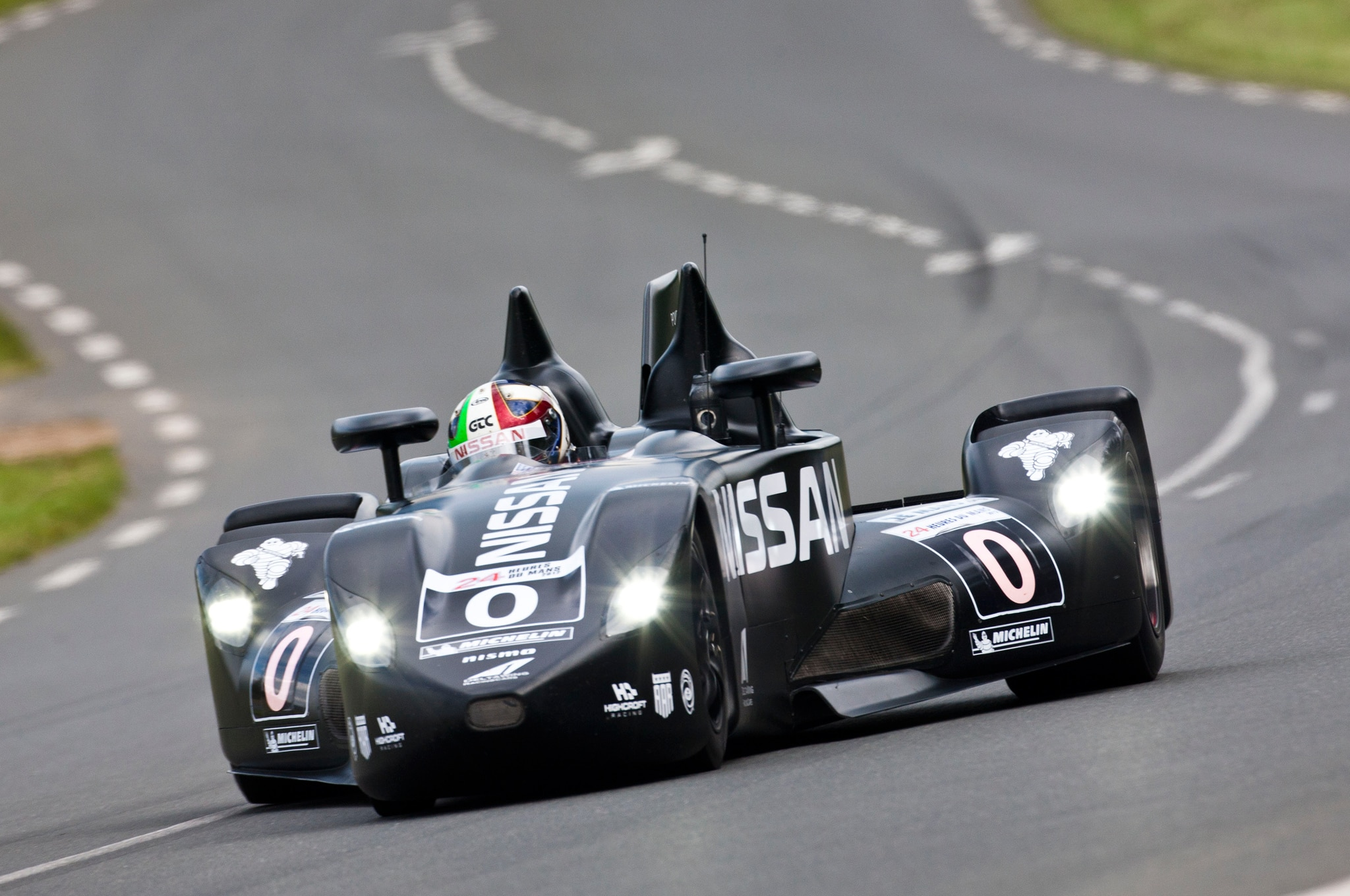 DeltaWing Race Car Now For Sale To Private Teams