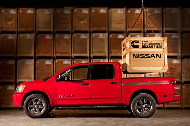 Nissan Titan Cummins Promo Image1 660x438