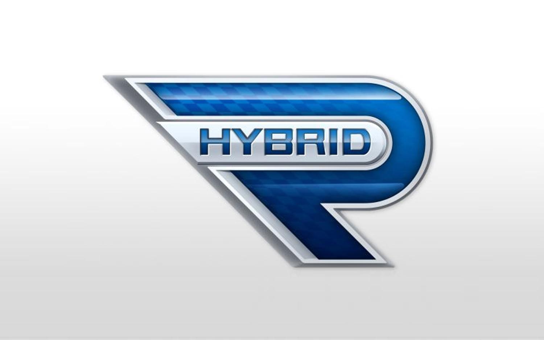 Toyota Hybrid R Teaser