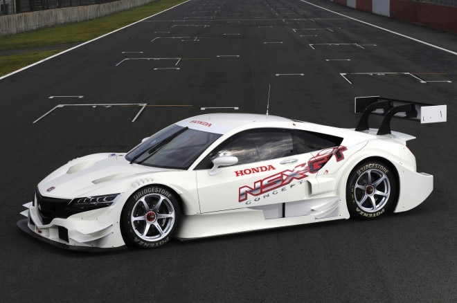 Acura Nsx Gt Racer Front Three Quarters1 660x438