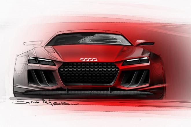 Audi Quattro Sketch 21 660x438