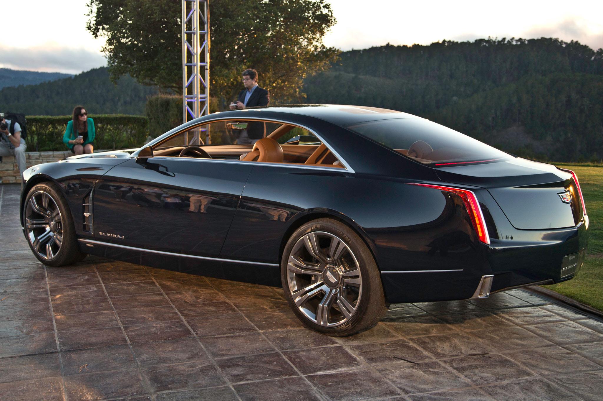 Cadillac Elmiraj Price >> 2013 Cadillac Elmiraj Concept Revealed At Pebble Beach