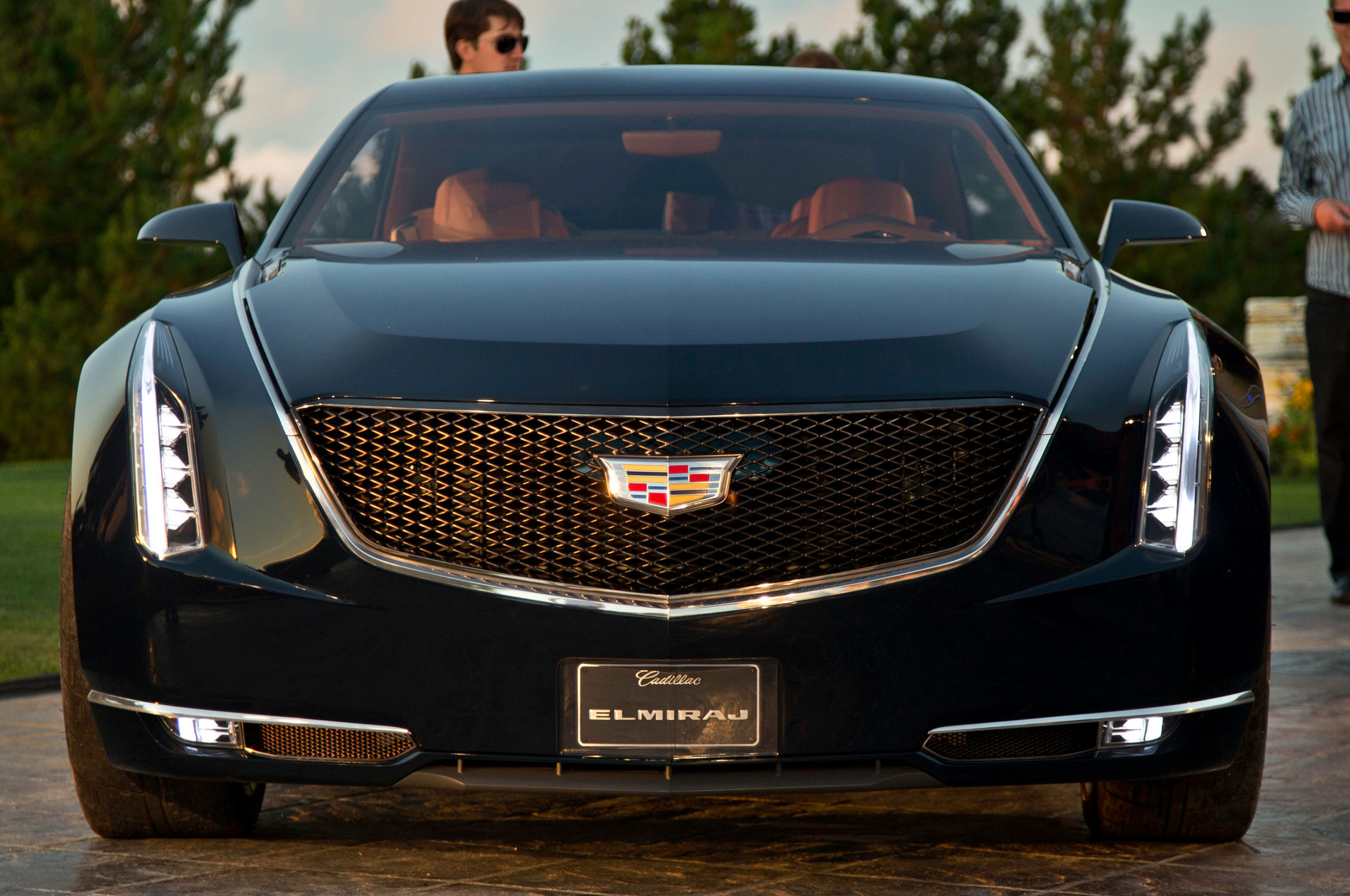 cadillac cars top speed