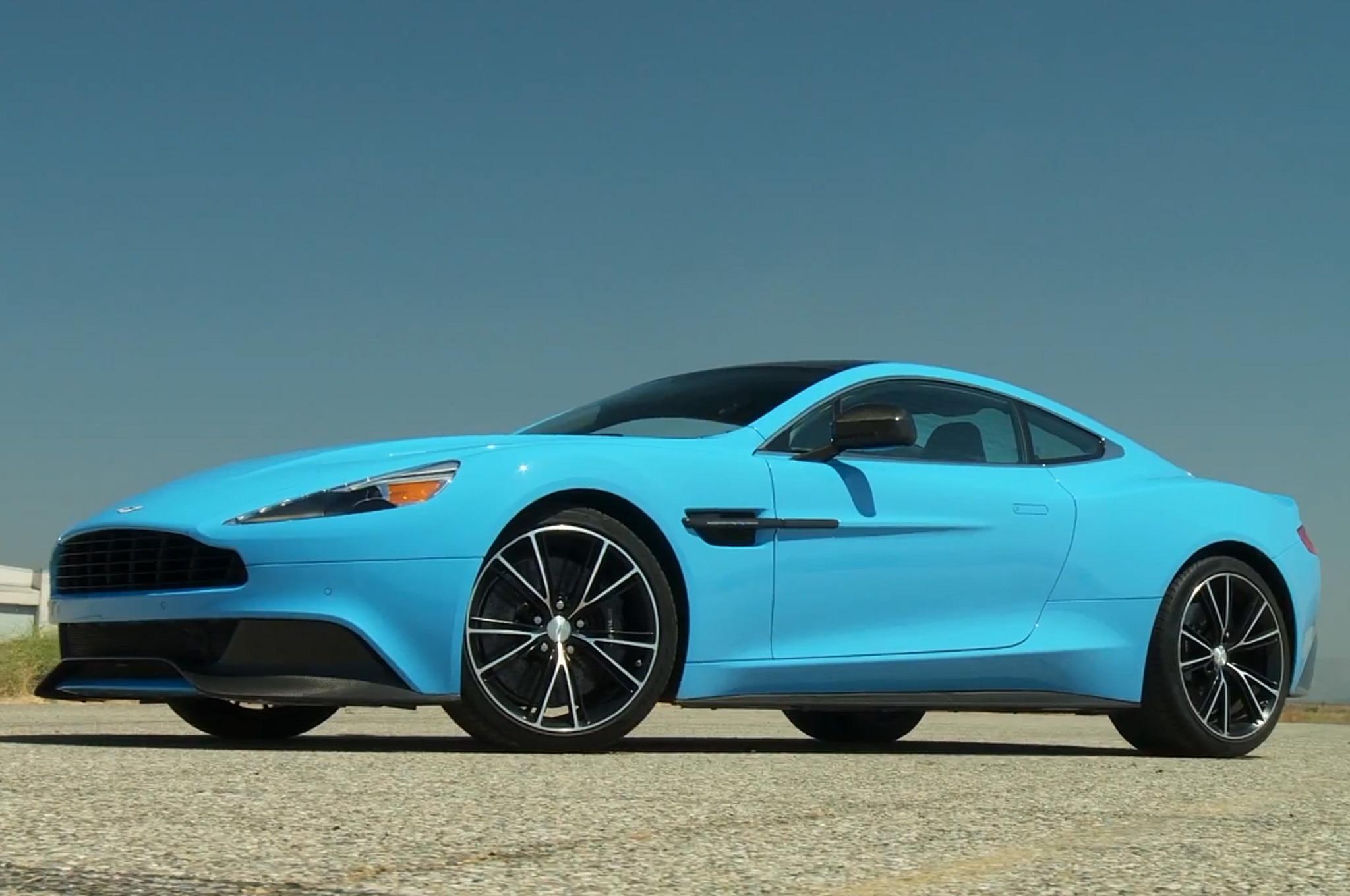 Aston Martin Vanquish Top Speed Ingilizceegzersizcom - Aston martin cargurus