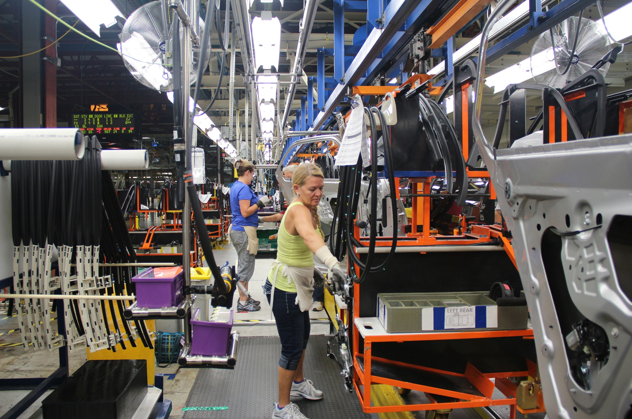 Gm Spring Hill Plant 11