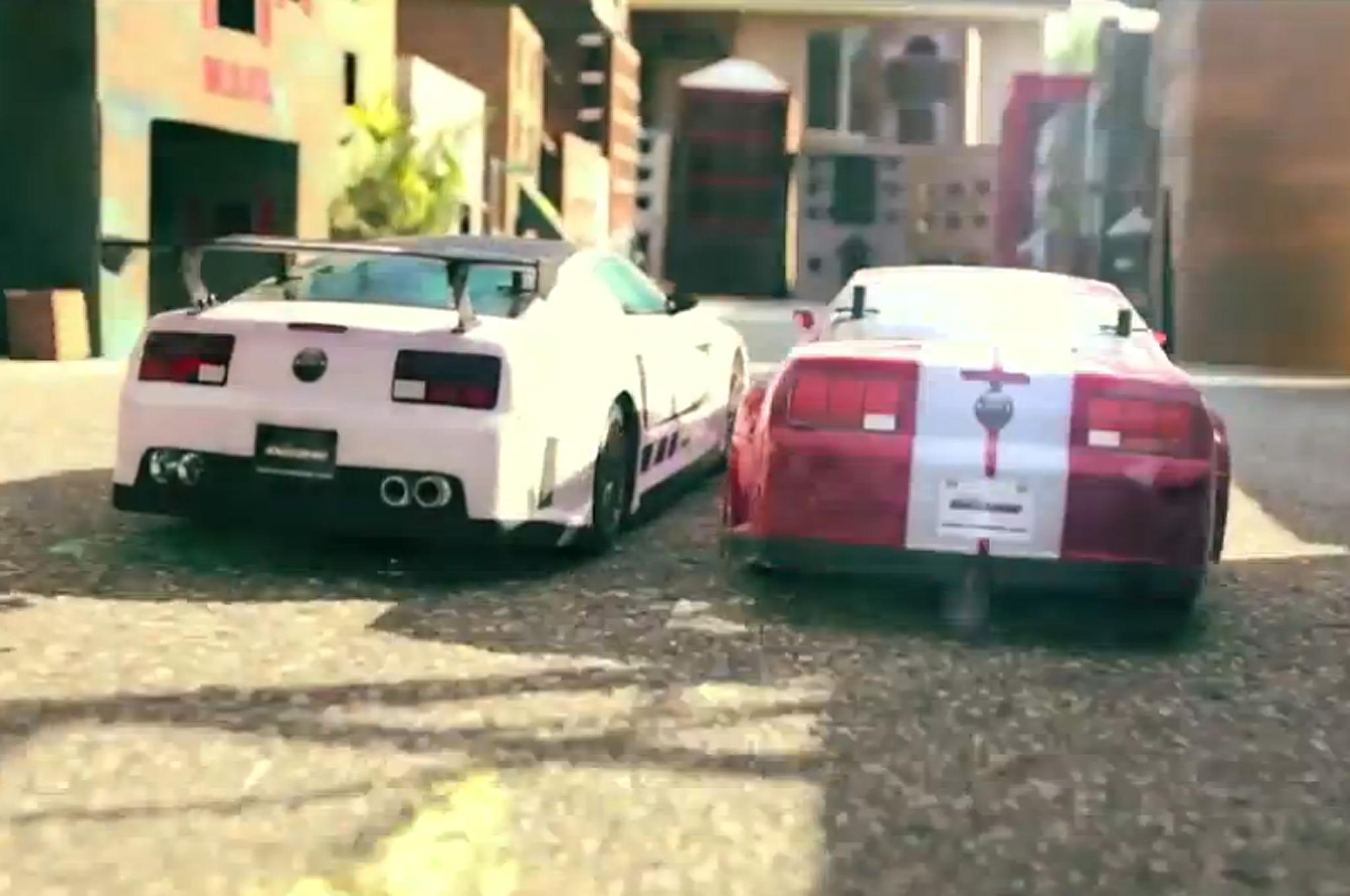 Mustang Video1