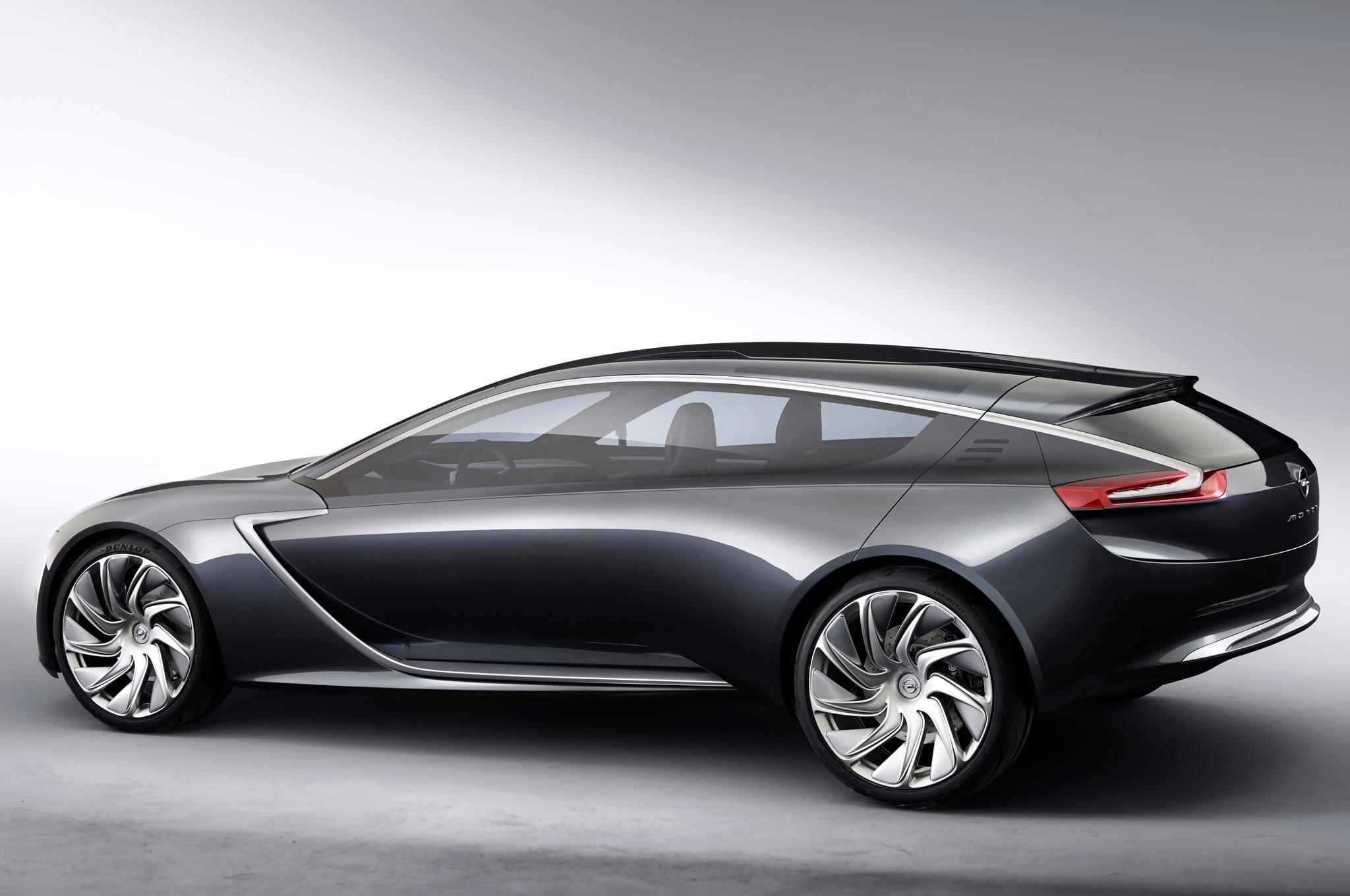Opel Monza Concept Profile1