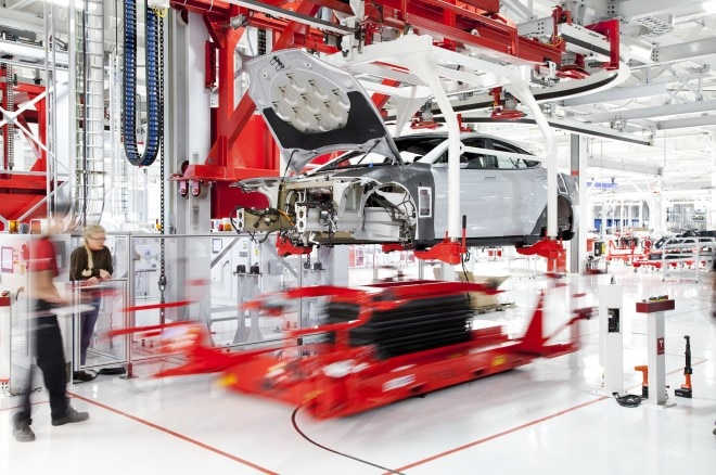 Tesla California Assembly Plant1 660x438