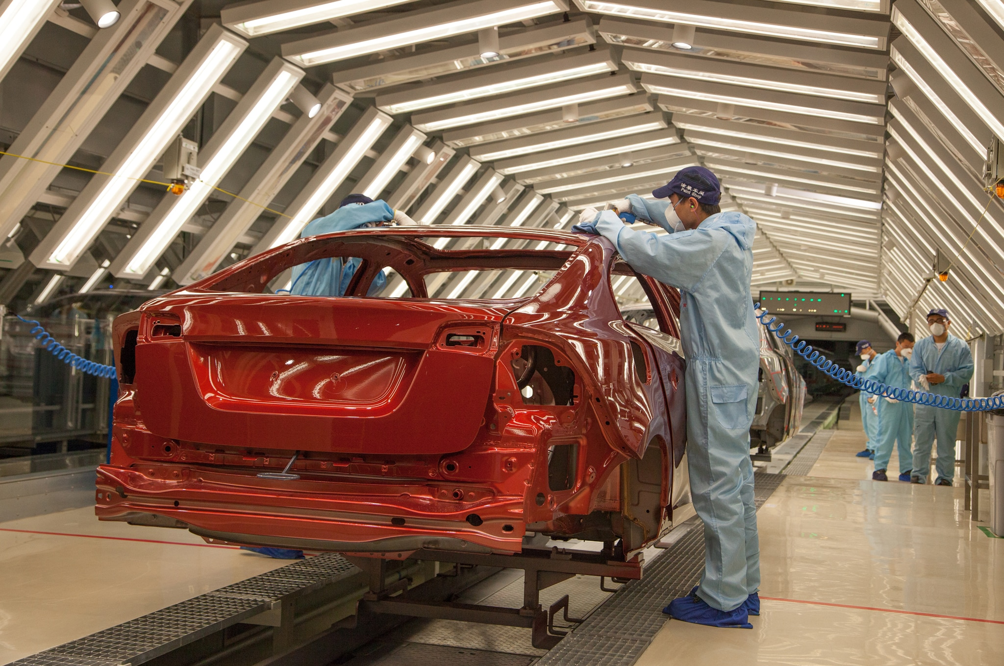 Volvo China Production 31