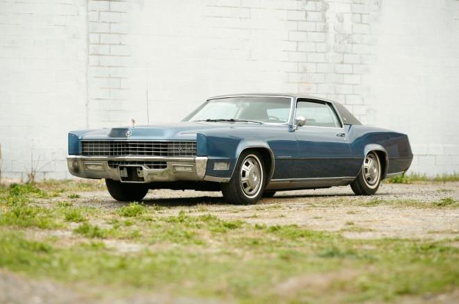 1967 Cadillac Eldorado 660x438