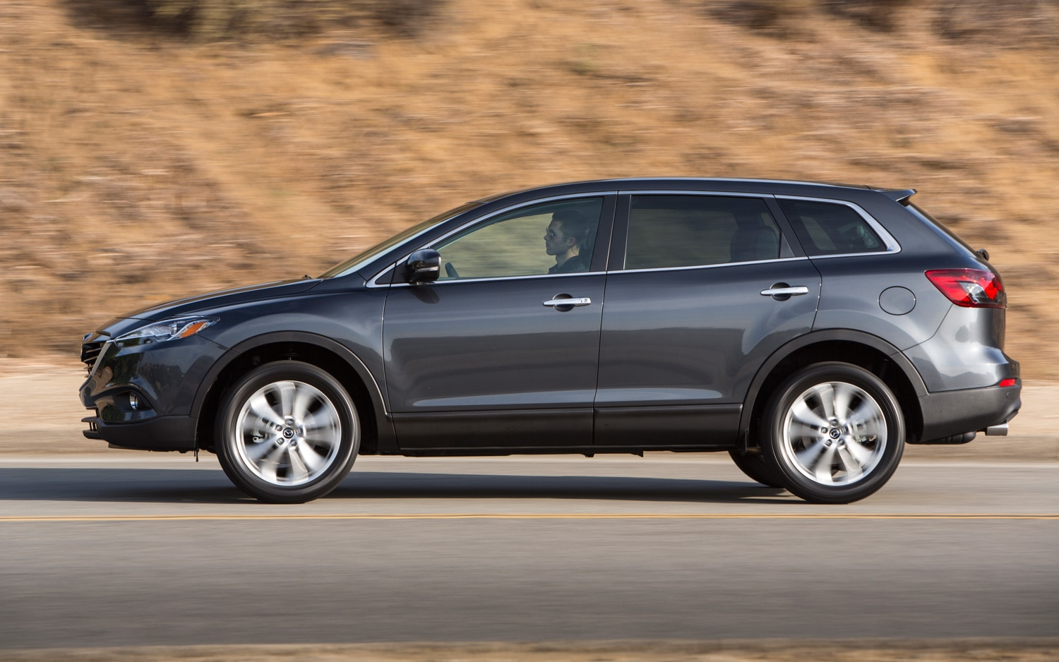 2013 Mazda CX 9 Profile1