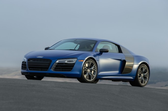 2014 Audi R8 V10 Plus Front Three Quarter1 660x438