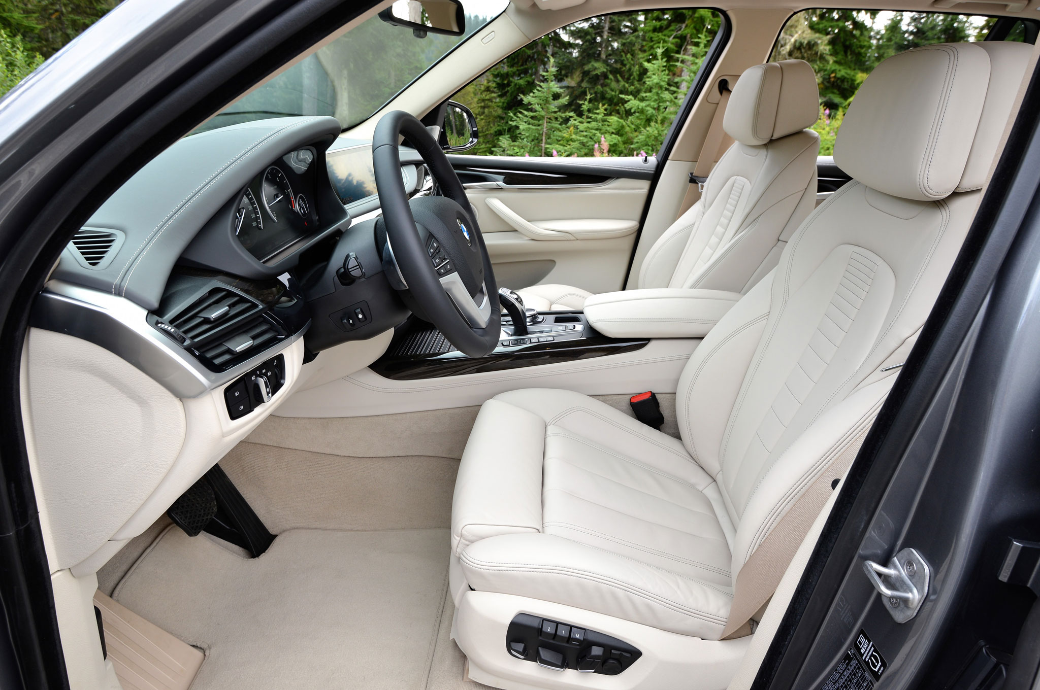 2014 BMW X5 First Drive Automobile Magazine