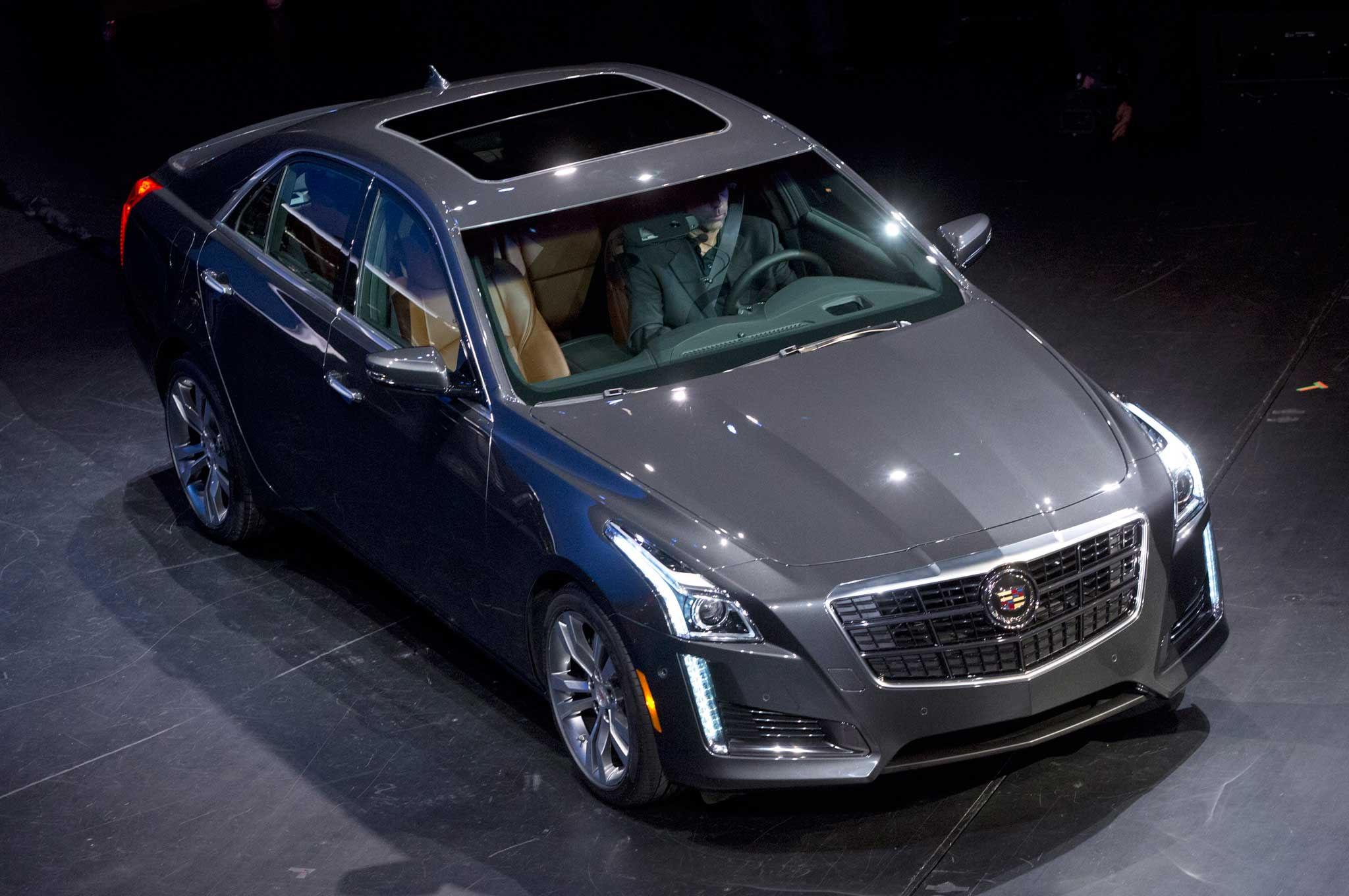 2014 cadillac cts pricing configurator site launched. Cars Review. Best American Auto & Cars Review