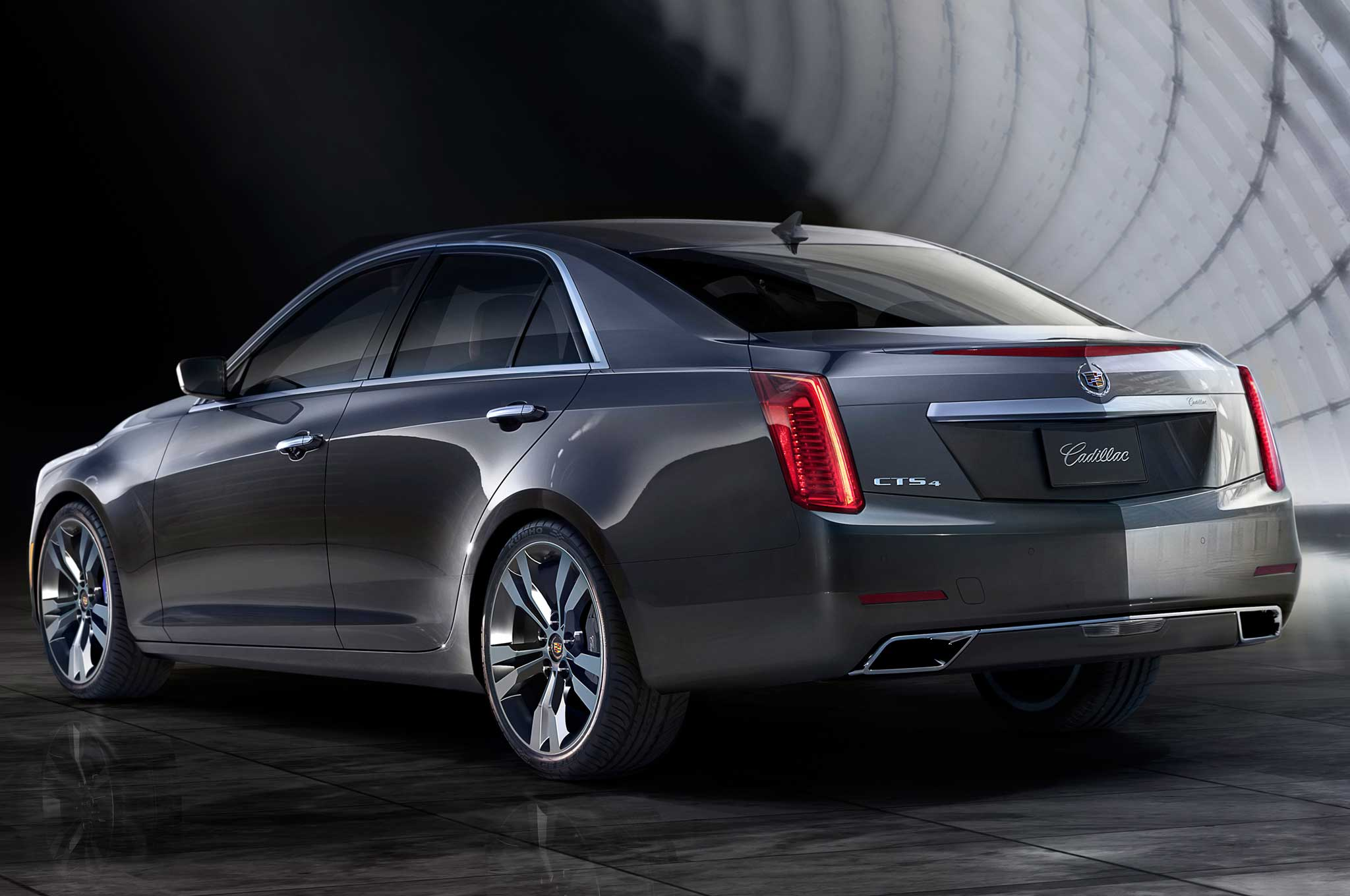 2014 cadillac cts pricing configurator site launched. Black Bedroom Furniture Sets. Home Design Ideas