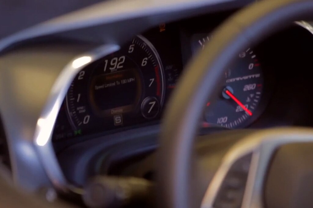 Video: 2014 Chevrolet Corvette Horsepower, Top Speed Tested