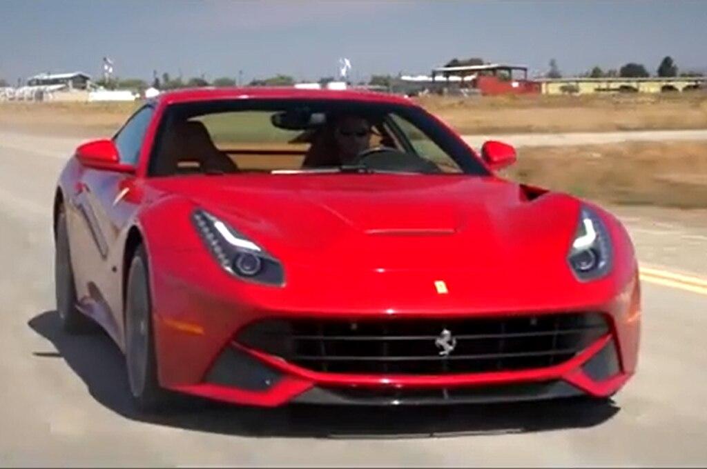 2014 Ferrari F12 Berlinetta On Ignition Image 31