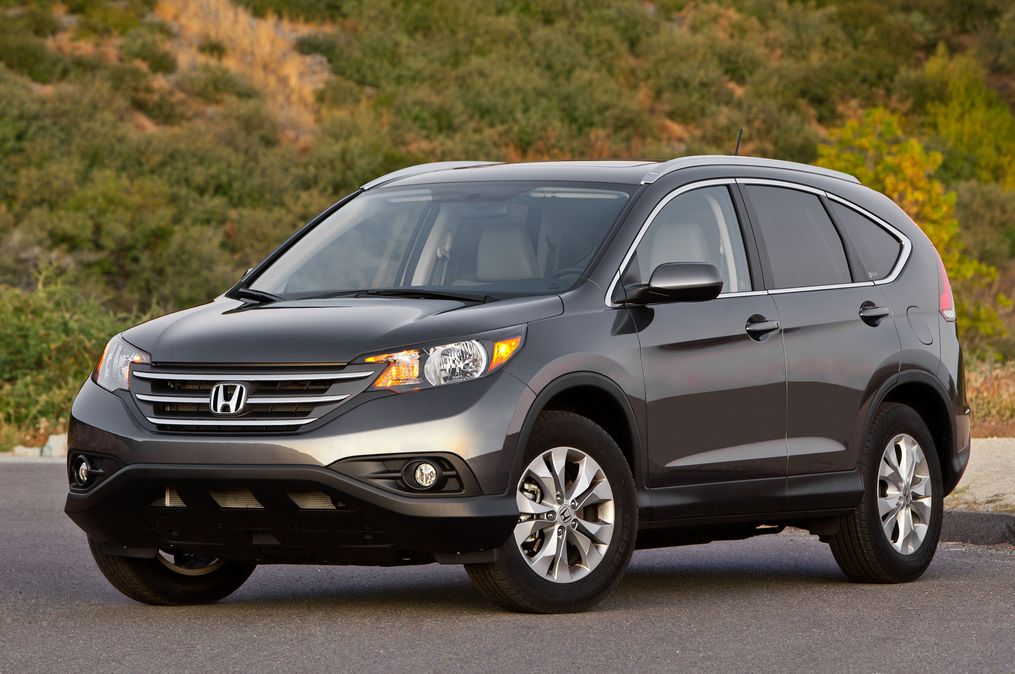 2014 Honda CR V Front Left Side1