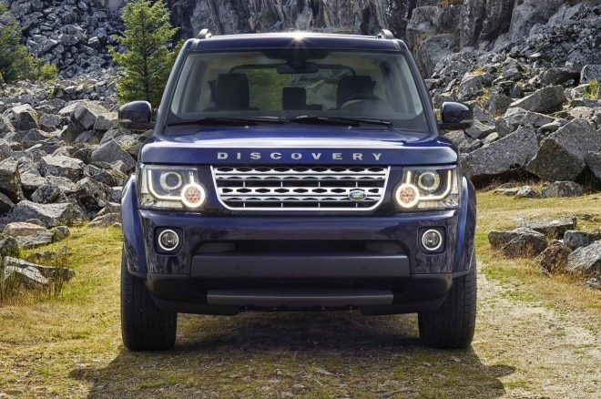 2014 Land Rover LR4 Euro Spec Front View1 660x438