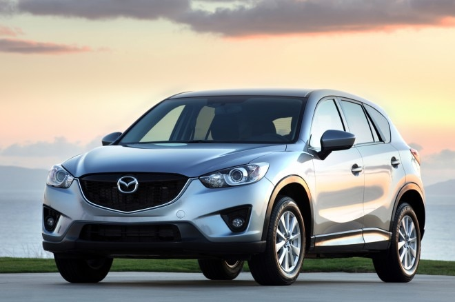 2014 Mazda CX 5 Front Three Quarter1 660x438