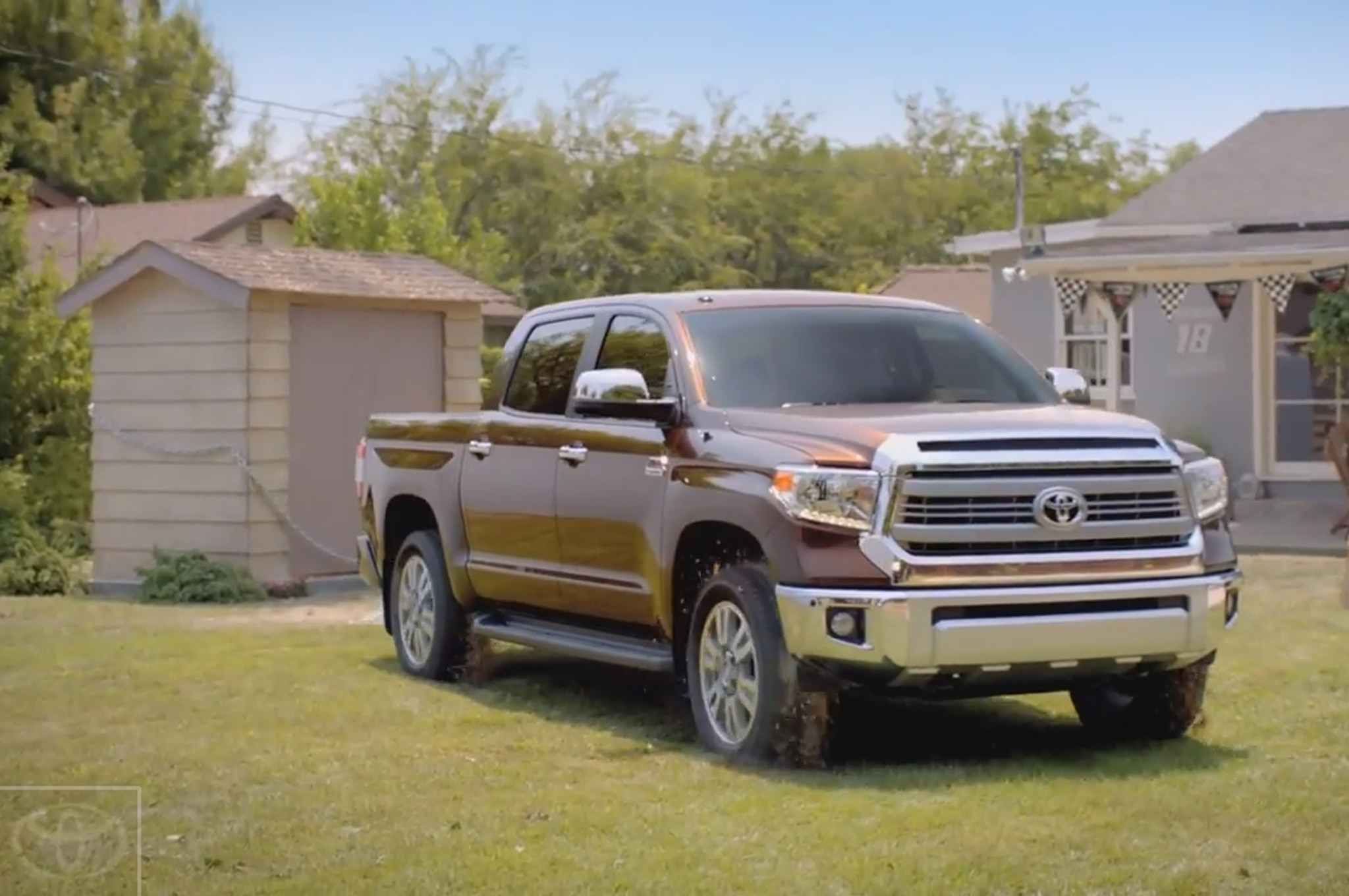 2014 Toyota Tundra Car B Q Commercial1