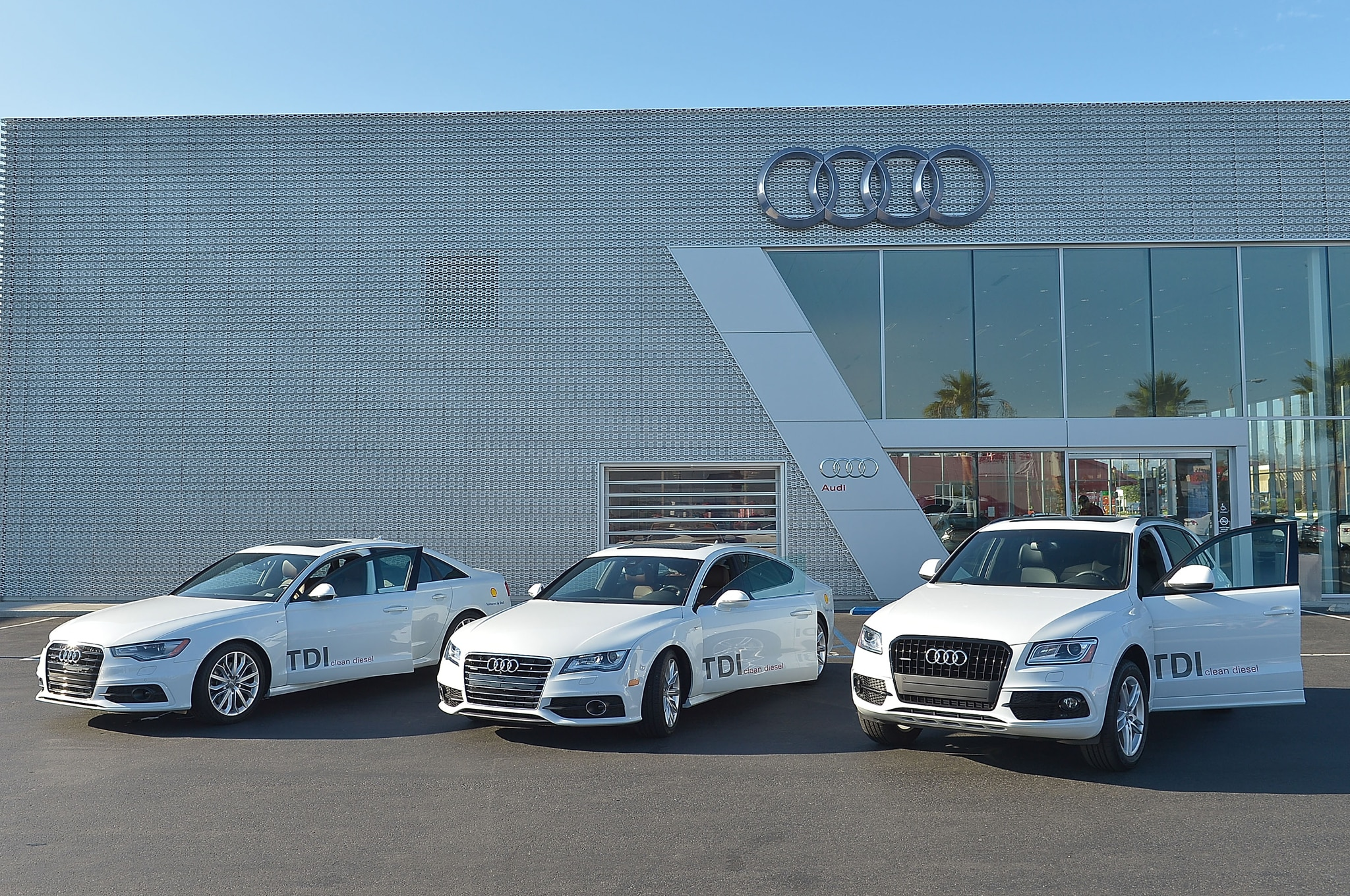Audi Hypermiles from LA to New York With 2014 A6 A7 TDI Models
