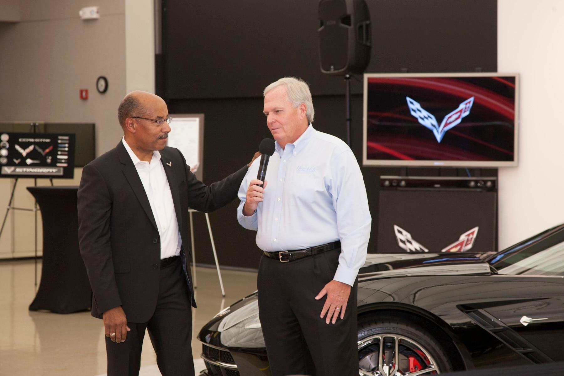 2014 Chevrolet Corvette Stingray Hendrick Wellburn 3