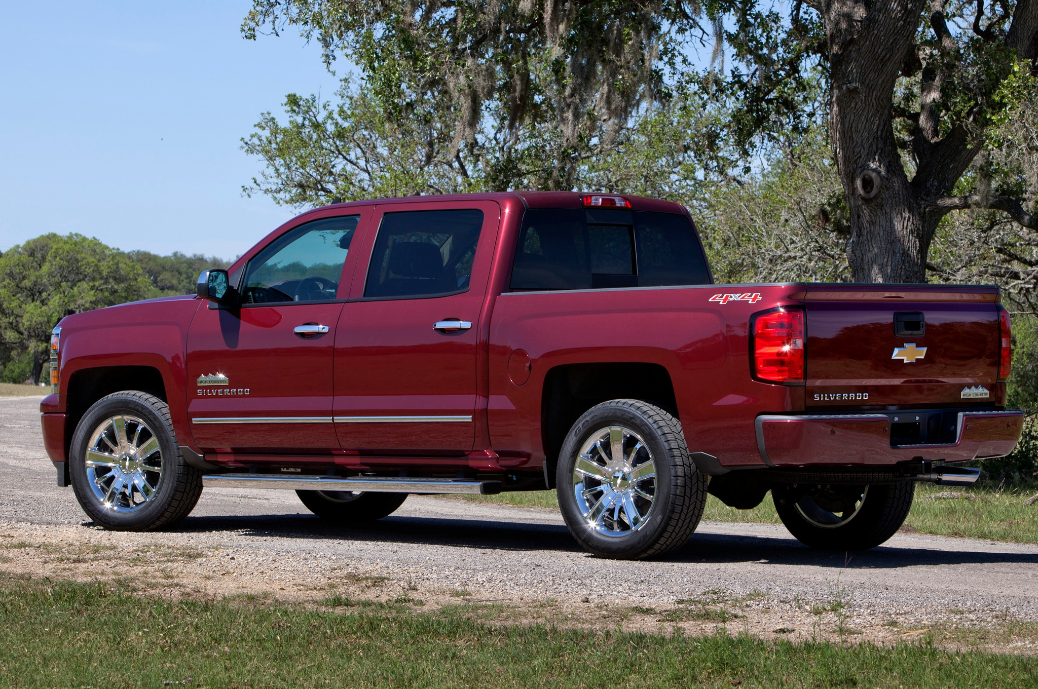 2014 chevrolet silverado high country priced at 45 010. Black Bedroom Furniture Sets. Home Design Ideas