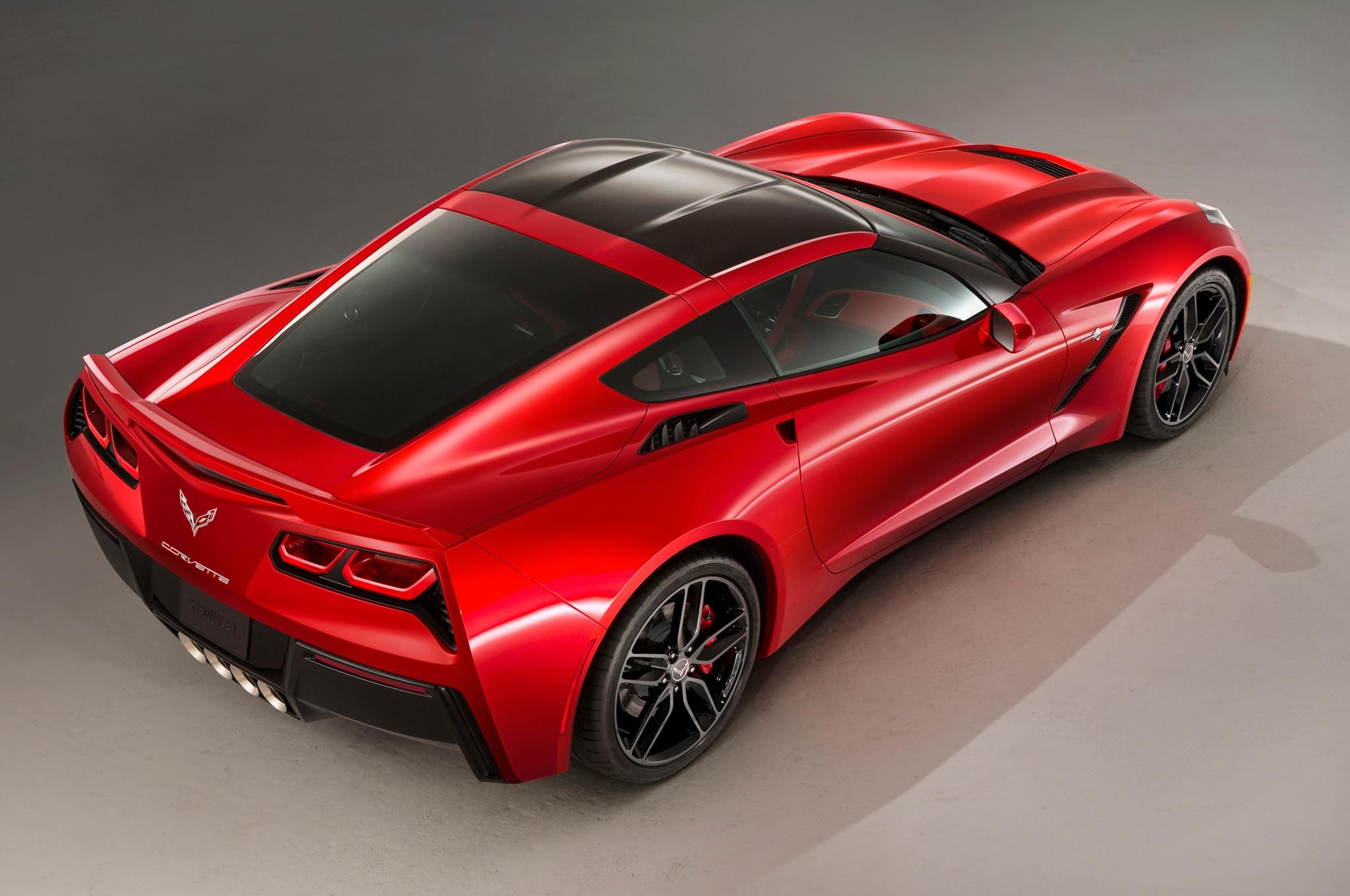 2014 Corvette Rear1