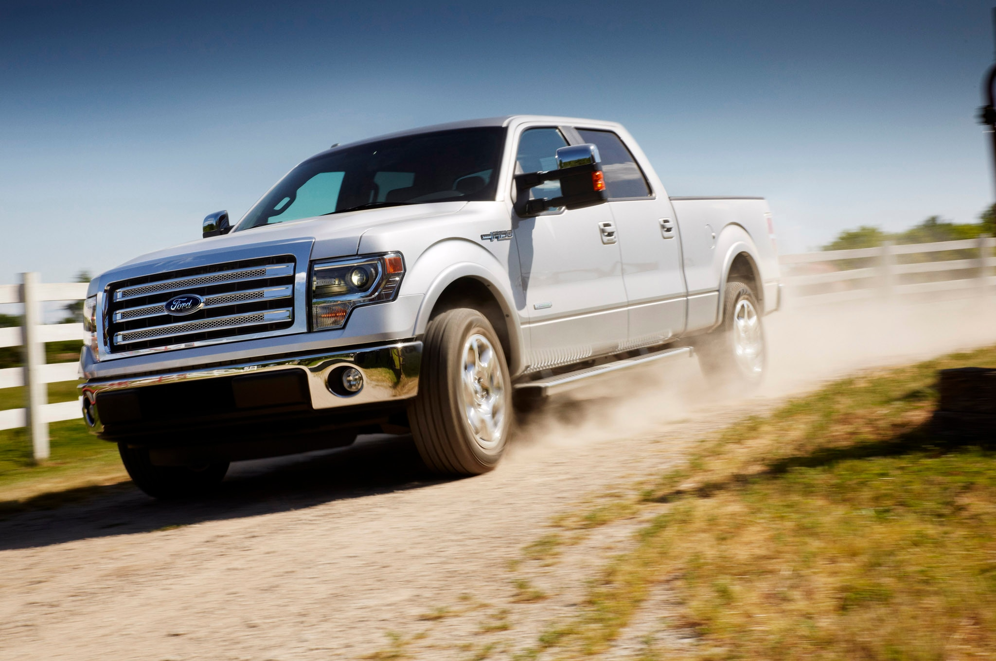 2014 Ford F 150 Front1