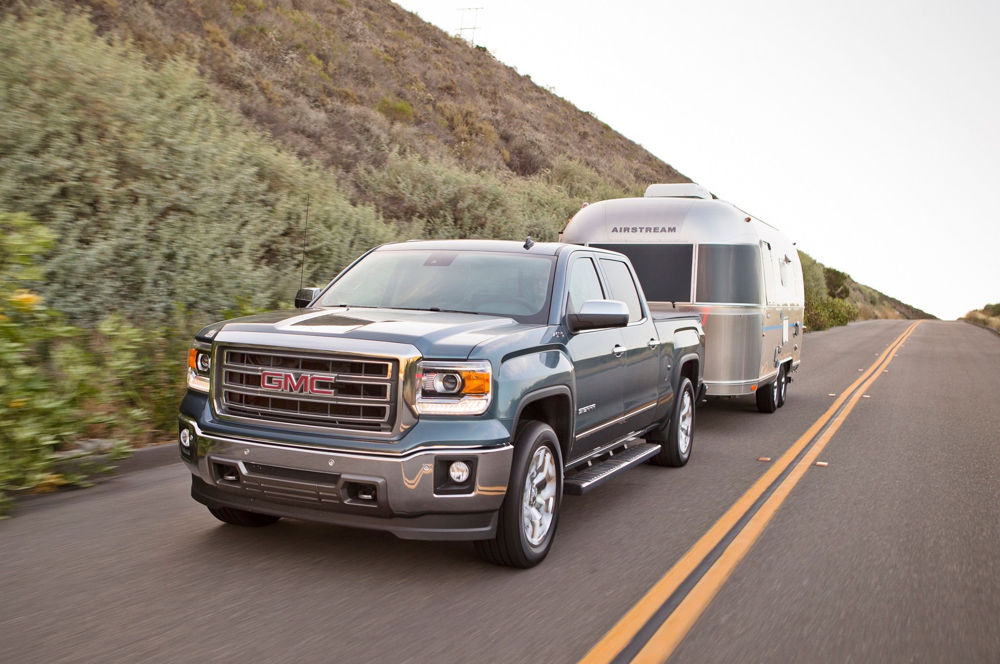 2014 Gmc Sierra Slt Towing1